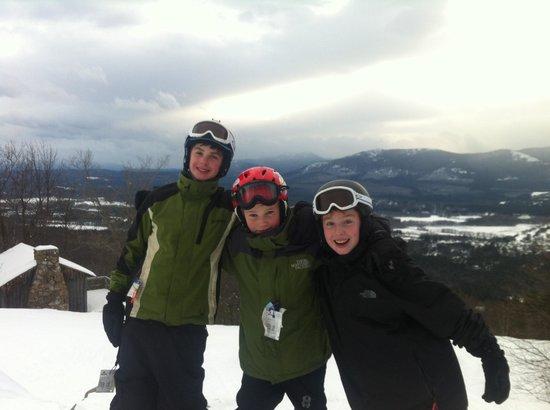 Cranmore Mountain Resort:                   Birthday Skiing