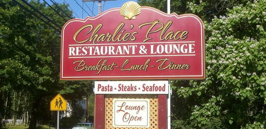 Charlies Place Restaurant & Lounge: Welcome to Charlie's Place!