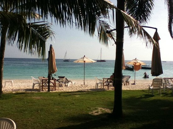 Mali Resort Pattaya Beach Koh Lipe:                   Mali´s beach