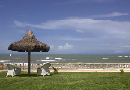 Hotel Vila Selvagem: Vista ampla para o OCEAN