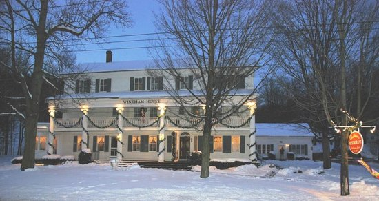 Christman's Windham House: The Inn in Winter