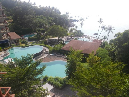 ShaSa Resort & Residences, Koh Samui:                   Pools