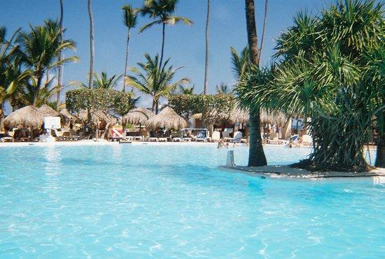 Iberostar Bavaro Suites:                   Iberostar Hotel Pool