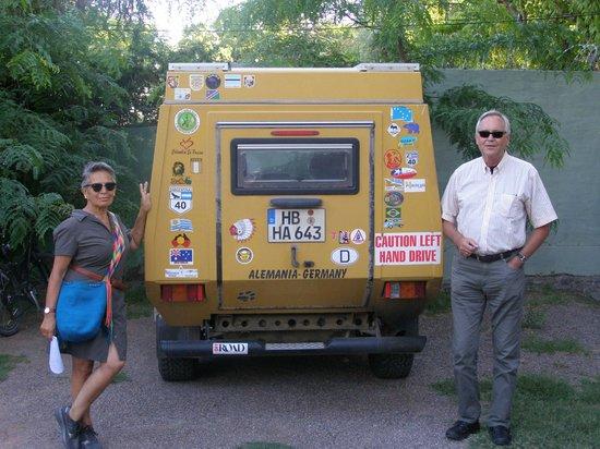 Posada El Encuentro: Travelers