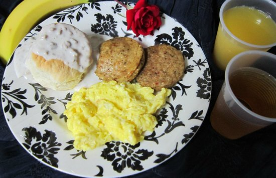 Best Western Butner Creedmoor Inn : Free Hot Breakfast