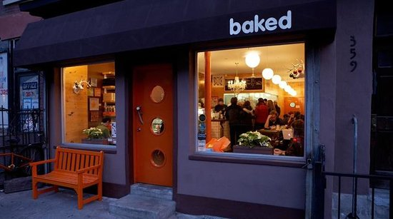 Photo of American Restaurant Baked at 359 Van Brunt St, Brooklyn, NY 11231, United States