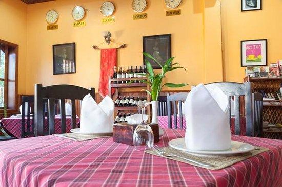 Im Malis Hotel : Restaurant