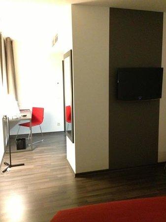 Tryp Berlin Mitte:                                                       Premium Room