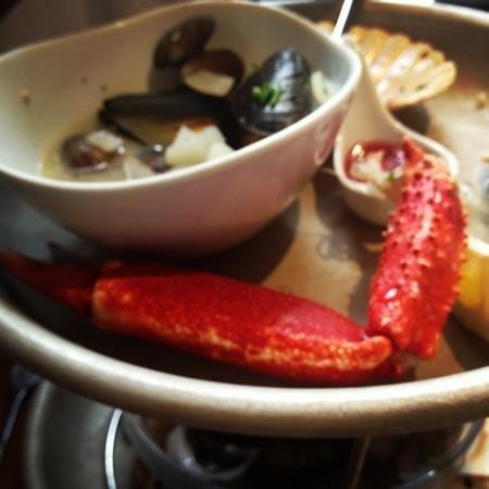Falmouth Bay Seafood Café Foto