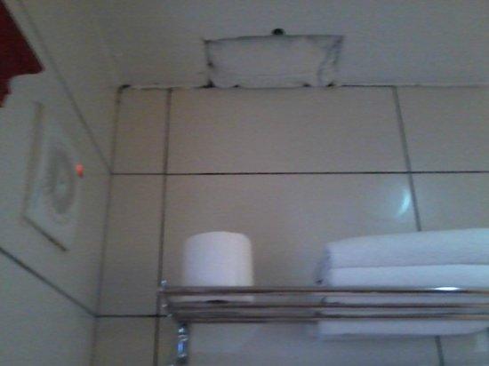 Hatay Hotel:                   bathroom