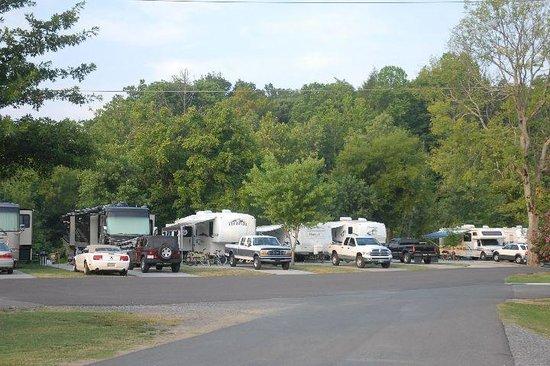 Riverbend Campground Bild