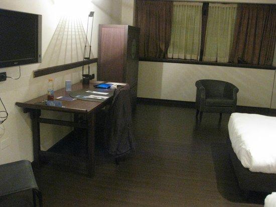 NH Milano Grand Hotel Verdi:                   La nostra stanza
