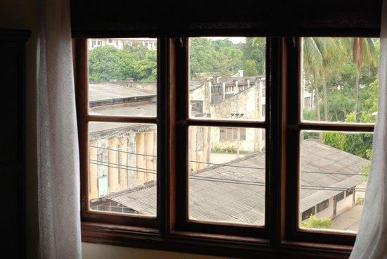 Hotel Khamvongsa:                   Views from room