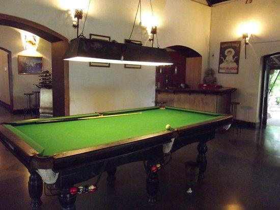 โรงแรมลากูนา อันจูนา:                   место для отдыха
