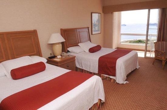 Conrad Punta del Este Resort & Casino: Bay Room