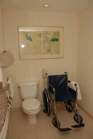 Conrad Punta del Este Resort & Casino: Accesible room