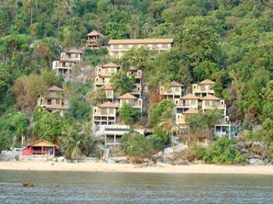 Photo of Blue Hill Resort, Koh Phangan Hotel Koh Samui Ko Samui