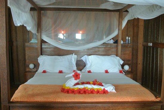 Matemwe Bandas Boutique Hotel, Zanzibar:                                     Romantique à souhait