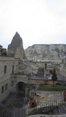 卡帕多西亞岩洞套房酒店照片