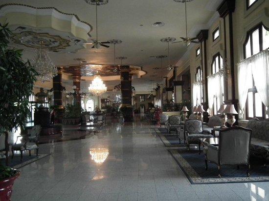 Hotel Riu Palace Punta Cana:                   Hotel Lobby