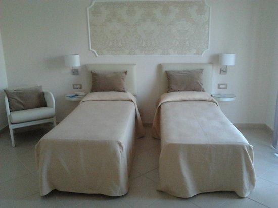 Mini Hotel: Camera doppia twin bedded