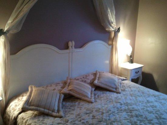 Hotel le Romanesque:                   CHAMBRE