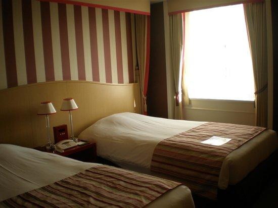 Hotel Monterey Kyoto:                   客室