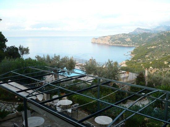 Hotel Sa Pedrissa:                                     seaview