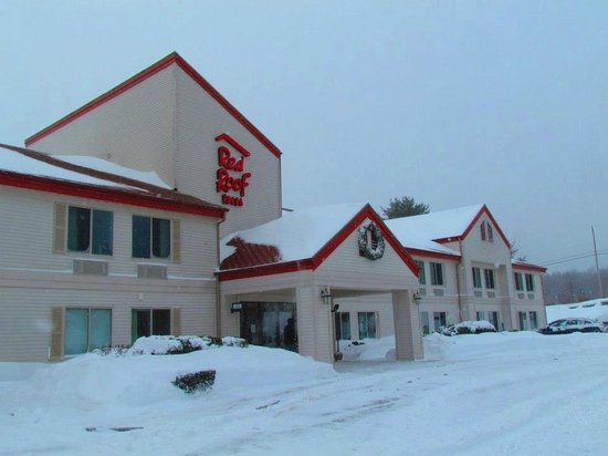 Red Roof Inn of Loudon: Exterior