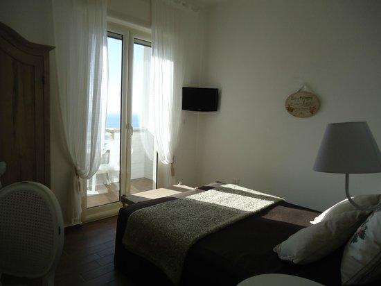 Mini Hotel: Camera doppia vista mare