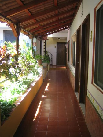 Hotel Pension San Juan:                   hôtel