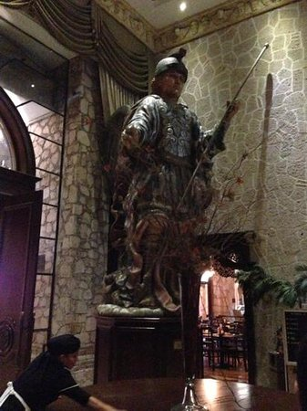Hotel Real de Don Juan:                   lobby