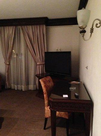 Hotel Real de Don Juan:                   room