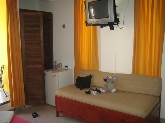 Hotel Pension San Juan:                   chambre