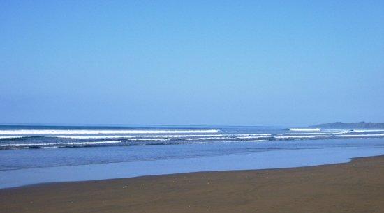 Hotel Playa Bejuco:                   Atardercer en Playa Bejuco