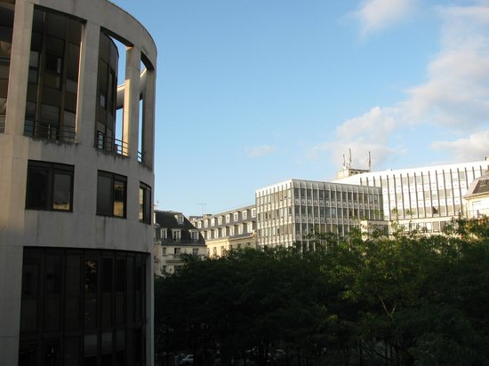 Hotel de Geneve:                   Veduta