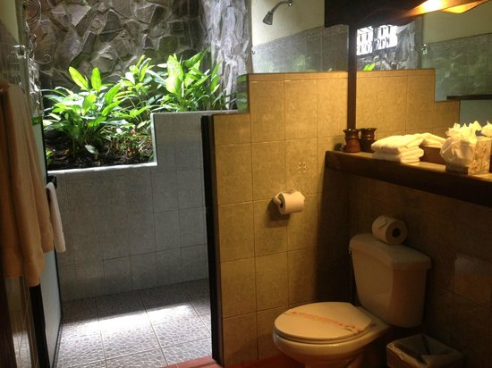 Arenal Springs Resort and Spa:                   Baño