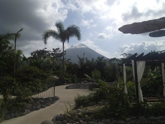 Arenal Springs Resort and Spa:                   Volcán Arenal