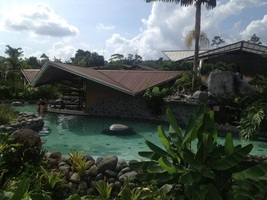 Arenal Springs Resort and Spa:                   Alberca Termal
