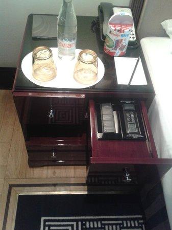 Hotel Adlon Kempinski:                   Steuerung