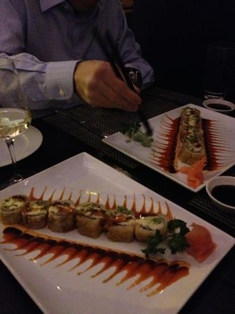 Great Sushi Who Knew Picture Of Sip Wine Bar And Kitchen