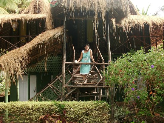 Bamboo Loft:                                     exotic view