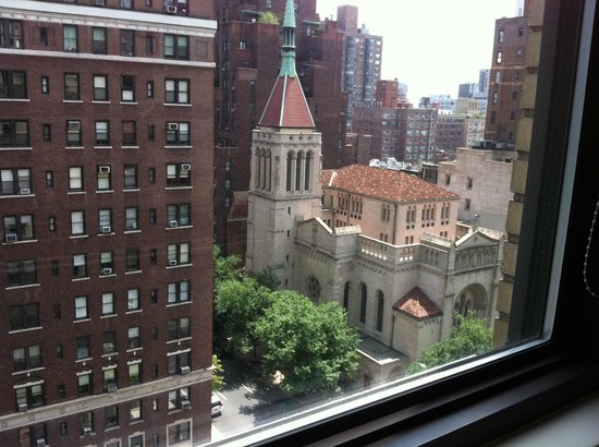 IBEROSTAR 70 Park Avenue Hotel:                   Our view