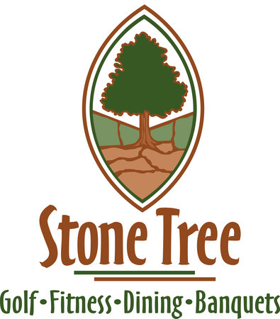 Stone Tree Golf: Stone Tree Logo