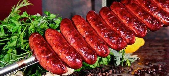Texas de Brazil: Brazilian Sausage