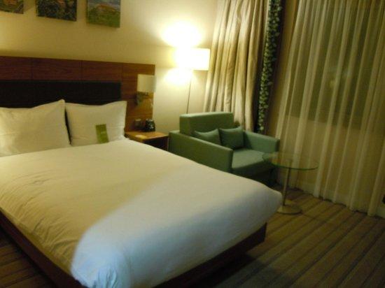 Hilton Garden Inn Hotel Krakow:                   Bed