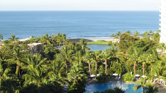 The Grand Mayan at Vidanta Nuevo Vallarta:                   Balcony View