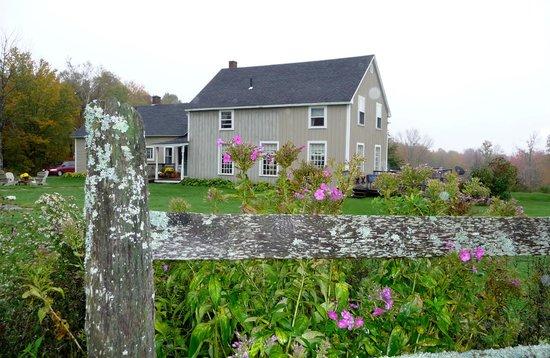Shearer Hill Farm B&B:                   Main House