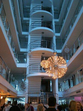 Sealife Family Resort:                   Eingangsbereich, großzügig