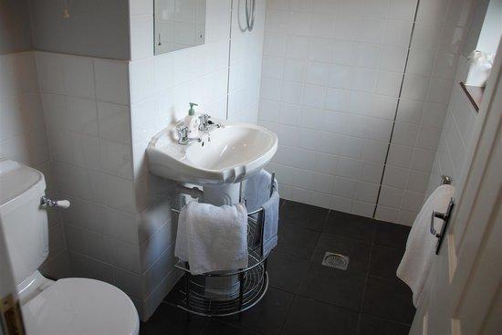 Number 10 B&B: Shower room